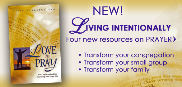 Book love to pray really helped us focus on the importance and